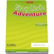 New English Adventure GL 1 Teachers eText
