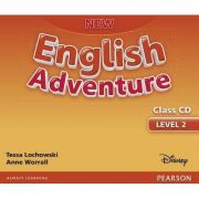 New English Adventure GL 2 Class CD