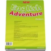 New English Adventure PL 2/GL 1 Posters