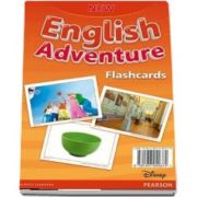 New English Adventure PL 3/GL 2 Flashcards