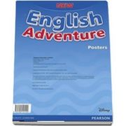 New English Adventure PL Starter/GL Starter A Posters