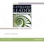 New Language Leader Pre-Intermediate Class CD (2 CDs)