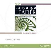 New Language Leader Pre-Intermediate Class CD (2 CDs)
