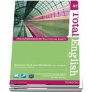 New Total English Pre-Intermediate Flexi Coursebook 1 Pack