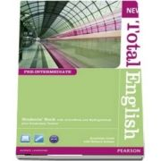 New Total English Pre-Intermediate Students Book with Active Book and MyLab Pack