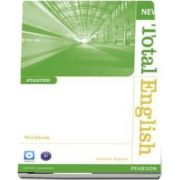 New Total English Starter Workbook without Key and Audio CD Pack