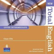 New Total English Upper Intermediate Class Audio CD