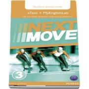 Next Move 3 eText & MEL Access Card