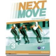 Next Move 3 Teachers Book & Multi-ROM Pack