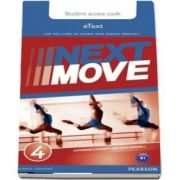 Next Move 4 eText Access Card
