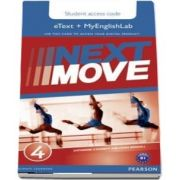 Next Move 4 eText & MEL Access Card