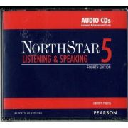 NorthStar Listening and Speaking 5 Classroom Audio CDs