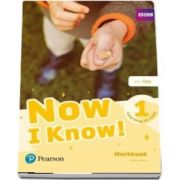 Now I Know 1 (Learning to Read) Workbook with App