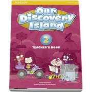 Our Discovery Island Level 2 Teachers Book plus pin code