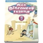 Our Discovery Island Level 5 Activity Book and CD Rom (Pupil) Pack