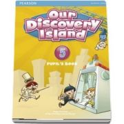 Our Discovery Island Level 5 Students Book plus pin code