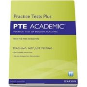 Pearson Test of English Academic Practice Tests Plus and CD-ROM without Key Pack