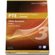 Pearson Test of English General Skills Booster 3 Teachers Book and CD Pack