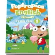 Poptropica English Islands Level 1 Posters