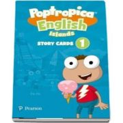 Poptropica English Islands Level 1 Storycards