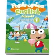 Poptropica English Islands Level 1 Wordcards