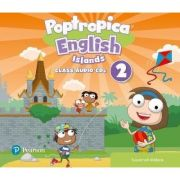 Poptropica English Islands Level 2 Audio CD
