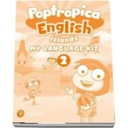 Poptropica English Islands Level 2 My Language Kit   Activity Book pack