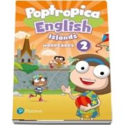 Poptropica English Islands Level 2 Wordcards