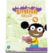 Poptropica English Islands Level 4 Activity Book