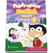 Poptropica English Islands Level 5 Pupils Book and Online World Access Code Online Game Access Card pack