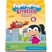 Poptropica English Islands Level 6 Pupils Book and Online World Access Code   Online Game Access Card pack
