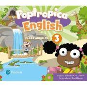 Poptropica English Level 3 Audio CD