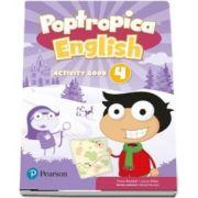 Poptropica English Level 4 Activity Book