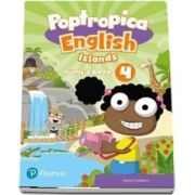 Poptropica English Level 4 Pupils Book and Online Game Access Card Pack
