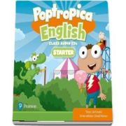 Poptropica English Starter Audio CD