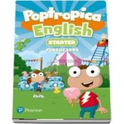 Poptropica English Starter Flashcards