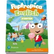 Poptropica English Starter Pupils Book and Online Game Access Card Pack