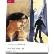 Run for Your Life : Level 1, Pearson English Readers