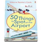 50 things to spot at the airport