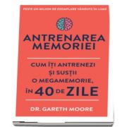 Gareth Dr. Moore, Antrenarea memoriei