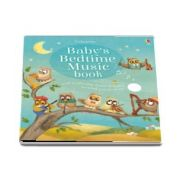 Babys bedtime music book