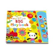 Babys very first big play book
