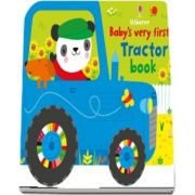 Babys very first tractor book