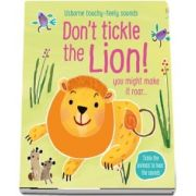Dont Tickle the Lion!