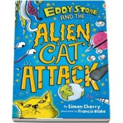 Eddy Stone and the Alien Cat Attack