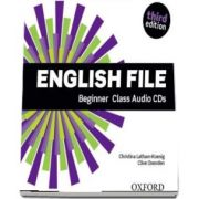 English File: Beginner: Class Audio CDs : The best way to get your students talking