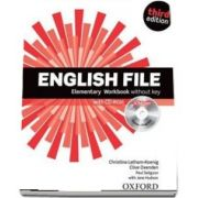 English File third edition: Elementary: Workbook with iChecker without key