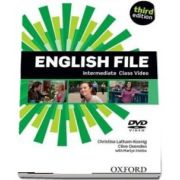 English File third edition: Intermediate: Class DVD : The best way to get your students talking
