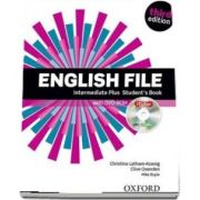 English File third edition: Intermediate Plus: Students Book with iTutor : The best way to get your students talking