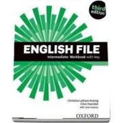 English File third edition: Intermediate: Workbook with key
